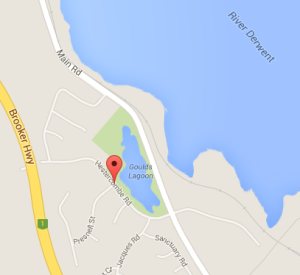 Goulds Lagoon on Google Maps