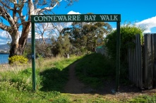 """Conneware Bay Walk"""