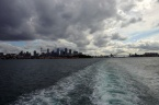 Heading towards Manly from Circular Quay