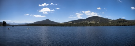 The Huon River at Franklin
