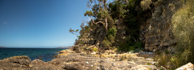 Cliffside at Boronia Beach